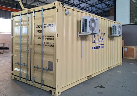 RWW Containerised Substation