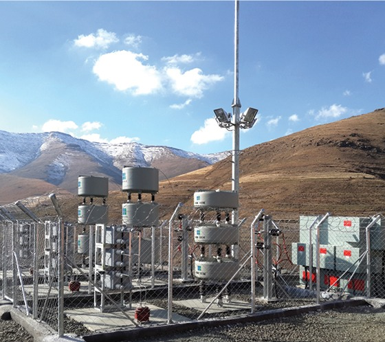 Custom Power Factor Correction & Harmonic Filtering - Lesotho