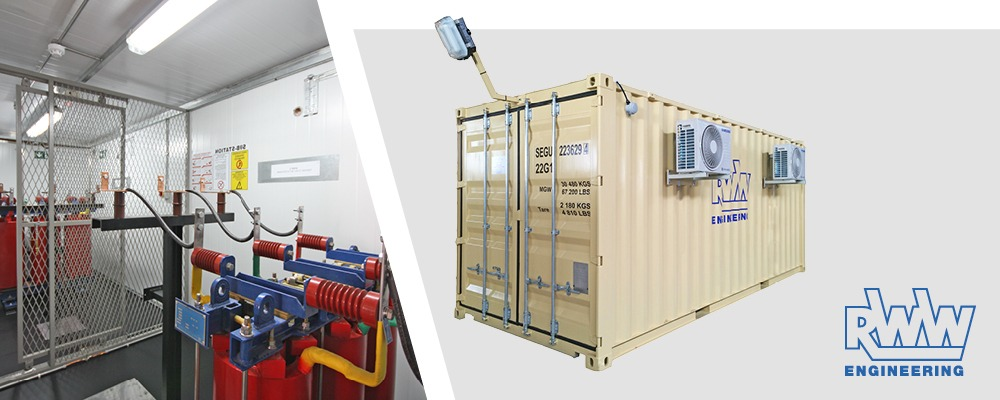 rwwengheaderContainerised Substations and Invertor Enclosures