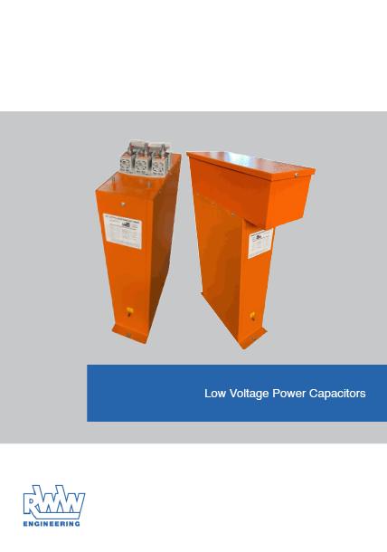 Low Voltage Power Capacitors